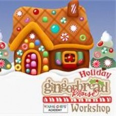 Wesley Chapel-Lutz, FL Events: Holiday Gingerbread House Workshop