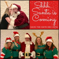 Santa's Coming to The Salt Room
