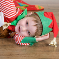 Things to do in Hulafrog at Home: Elf Dance Party