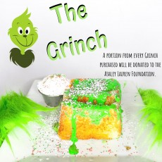 The Grinch - French Toast of the Month
