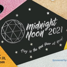 Towson, MD Events for Kids: Midnight Noon Online