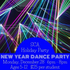 Things to do in Cleveland Southeast, OH: SCA Holiday Party - New Year Dance Party