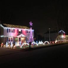 Catonsville Christmas Light Show