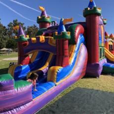 Bounce Houses & Balloon Decor