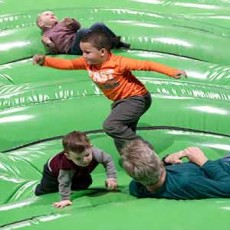 Inflatable Park Party
