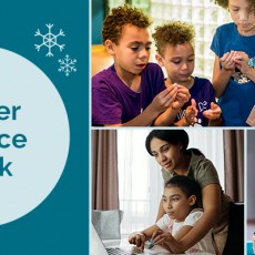 Winter Science Week: Ask the Scientists: Eureka! Science 2020