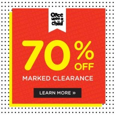 Things to do in Wesley Chapel-Lutz, FL for Kids: Clearance Sale Event, Once Upon A Child - Wesley Chapel