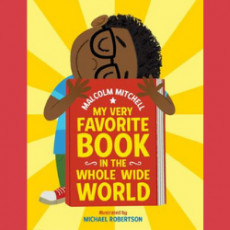 [National] Author Event: Malcolm Mitchell & Jeff Kinney