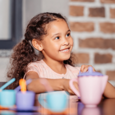 Things to do in Hulafrog at Home: American Girl Holiday Tea