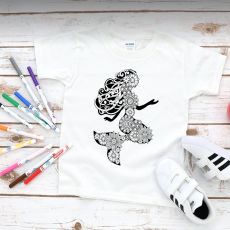 Virtual T-Shirt Coloring Party