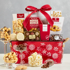 The Moose Munch Everything Basket