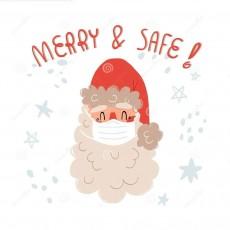 WLF Welcomes Santa