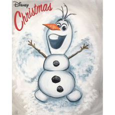 Virtual Paint Class - Do You Want to Build a Snowman?