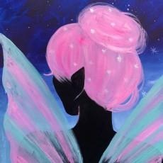 In-Studio Paint Class - Sugar Plum Fairy