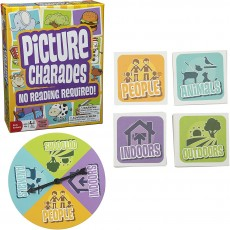 Picture Charades for Kids - No Reading Required