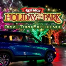 Holiday in the Park Drive-Thru Experience
