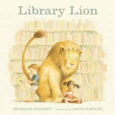 Storytime Online, Birth to age 5: Library Lion
