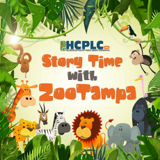 Story Time with ZooTampa: Shapes and Patterns in Nature