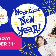 Towson, MD Events for Kids: Noontime New Year