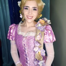 [National] Bedtime Stories With Rapunzel