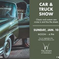 Cruisin' at Wiregrass - Car & Truck Show