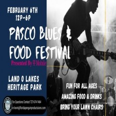 Things to do in Wesley Chapel-Lutz, FL: 5th Annual Pasco Blues Festival