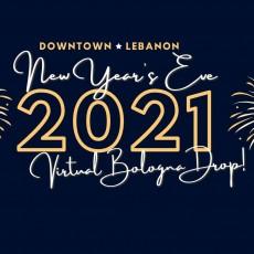 Virtual New Year's Eve Bologna Drop
