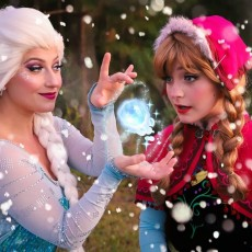 Charleston, SC Events for Kids: Holiday Sing-A-Long with the Snow Sisters (horse rides too)