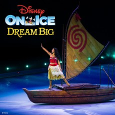Charleston, SC Events for Kids: Disney On Ice: Dream Big