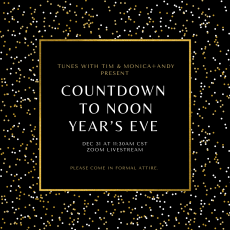 [National] Countdown to Noon Year's Eve!