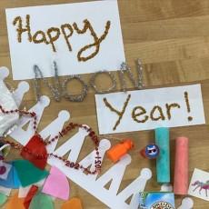 Virtual Happy Noon Year!