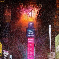 [National] Times Square New Years Eve Ball Drop