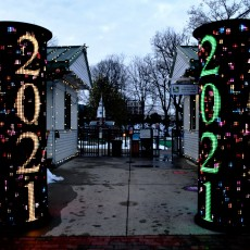 Things to do in Main Line, Pa: Franklin Square Virtual New Year's Eve Party