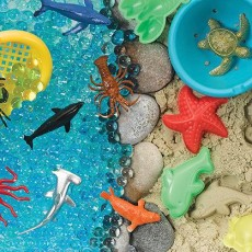 [National] Kids Club Online: Sensory Bins