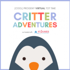 Towson, MD Events for Kids: Critter Adventures Tot Time