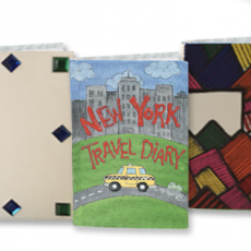 Things to do in Thousand Oaks, CA for Kids: Take & Make Free DIY Journal, Grant R. Brimhall Library