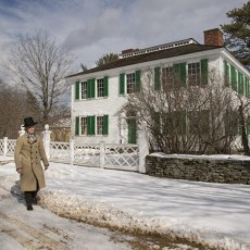 Things to do in Worcester, MA for Kids: Winter Walks at the Village, Old Sturbridge Village