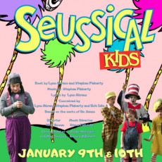 Charleston, SC Events for Kids: Charleston Academy of Musical Theatre Presents Seussical™ KIDS