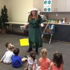 Animal Tales Preschool Storytime {Ages 2-6 with adult}