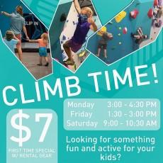 Casa Adobes-Oro Valley, AZ Events: Climb Time