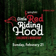 Things to do in Springfield, MO for Kids: Children's Workshop Series: Little Red Riding Hood, Springfield Ballet