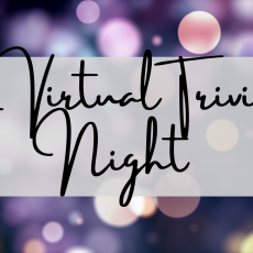Things to do in Main Line, Pa: Virtual Trivia Night