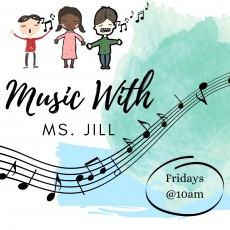 Music with Miss Jill