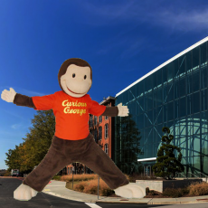 Things to do in Columbus East, OH: Curious George Night