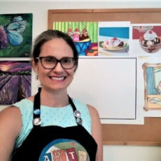 Free ArtzHub Trial Class on Zoom for Ages 5-14