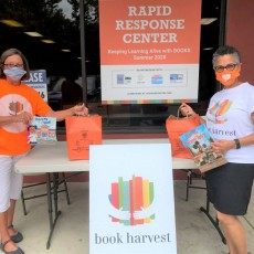 Things to do in Durham-Chapel Hill, NC for Kids: Book Pick-Up at Book Harvest, Book Harvest