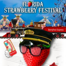 Things to do in Wesley Chapel-Lutz, FL: Florida Strawberry Festival