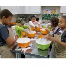Things to do in Richmond South, VA for Kids: School's Out...Let's Cook!, Edible Education
