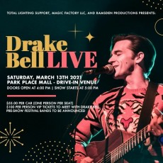 Things to do in Casa Adobes-Oro Valley, AZ for Kids: Drake Bell Live in Concert, Magician Michael Howell