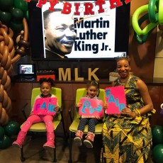 Towson, MD Events for Kids: Family Fun Night with Culture Queen: Happy Birthday, Dr. King